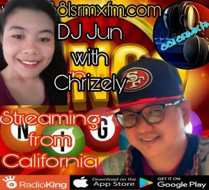 Guest Singer Ms Chrizely and DJ_Jun